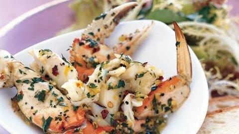 پخت خرچنگ - فروشگاه اینترنتی ماهی جنوب