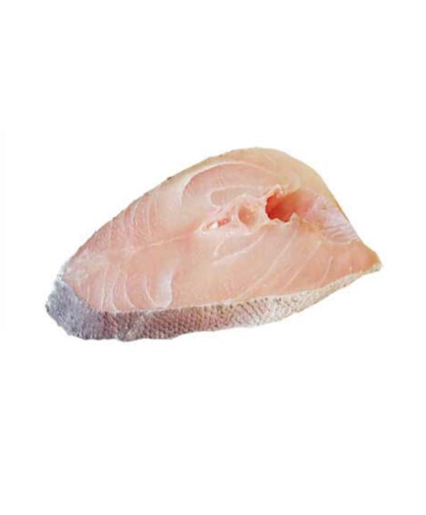 ماهی شوریده قطعه شده